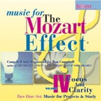 The Mozart Effect Vol. IV-Don Campbell-CD