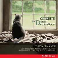 Corrette: Les Délices De La Solitude-Les Voix Humaines-CD
