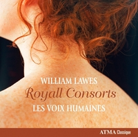 The Royal Consorts-Les Voix Humaines-CD