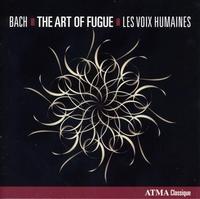 The Art Of Fugue-Les Voix Humaines-CD