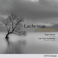 Lachrimae-Nigel | Les Voix Humaines North-CD