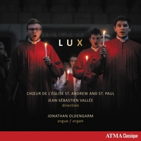 Lux-Choir Of The St. Andrew And St. Paul Church-CD