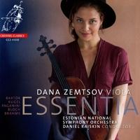Essentia-National Estonian Orchestra Daniel-CD