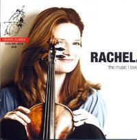 Rachel - The Music I Love-Rachel Podger-CD