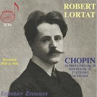 Legendary Treasures - Robert Lortat-Robert Lortat-CD