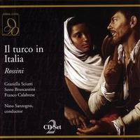 Il Turco In Italia-Bruscantini, Sanzogno, Sciutti-CD