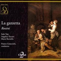 La Gazzetta-Boriello, Galli, Tajo, Tuccari-CD