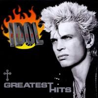 Greatest Hits-Billy Idol-CD