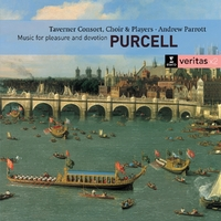 Purcell: Music For Pleasure An-Andrew Parrott, Taverner Choir-CD