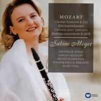 Clarinet Concerto In A Major A-Sabine Meyer-CD