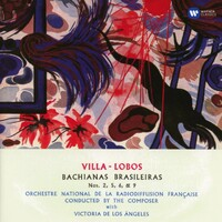 Bachianas Brasileiras-Heitor Villa-Lobos-CD