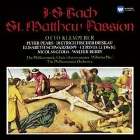 St.Matthew Passion-Otto Klemperer-CD