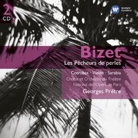 Bizet: Les P?Cheurs De Perles-Choeurs Et Orch, Georges PR?Tre-CD
