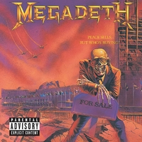 Peace Sells... But Who's Bying?-Megadeth-CD
