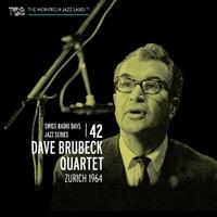 Swiss Radio Days Jazz Series Vol. 42 - Zurich 1964-Dave Brubeck Quartet-CD