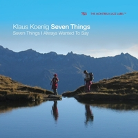 Seven Things I Always Wanted To Say-Klaus Koenig Seven Things-CD