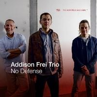 No Defense-Addison Frei Trio-CD