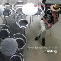 Insisting-Peter Eigenmann Trio-CD
