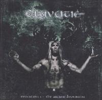 Evocation I - The Arcane Dominion-Eluveitie-CD