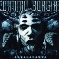 Abrahadabra-Dimmu Borgir-CD
