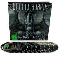 Forces Of The.. -Earbook--Dimmu Borgir-CD