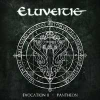 Evocation II - Pantheon-Eluveitie-CD