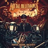 Volume II: Power Drunk Majesty-Metal Allegiance-CD