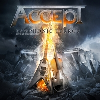 Accept - Symphonic Terror - Live At Wacken 2017-Blu-Ray