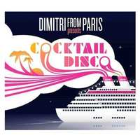 Cocktail Disco: Compiled By Dimitri From Paris (Part 1)-Dimitri From Paris-LP