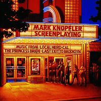 Screenplaying-Mark Knopfler-CD