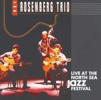 Live At North Sea Fest'92-The Rosenberg Trio-CD