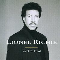 Back To Front-Lionel Richie-CD