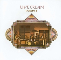 Live Cream Vol.2 (Remast)-Cream-CD