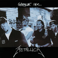 Garage Inc.-Metallica-CD