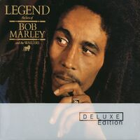 Legend (Deluxe Edition)-Bob Marley & The Wailers-CD