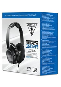 Turtle Beach Gaming Headset - Earforce Stealth 350VR (PS4 + Mobile)-Accessoires
