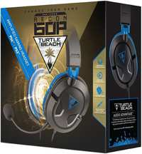 Turtle Beach Gaming Headse Zwart - Earforce Recon 60P (PS4 + Xbox One + PS3 + PC + Mobile)-Accessoires