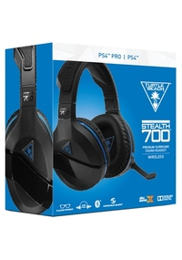 Earforce Gaming Headset Stealth 700 (Turtle Beach)--Accessoires