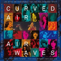 Live At The BBC/Live At The Paris Theater-Curved Air-CD