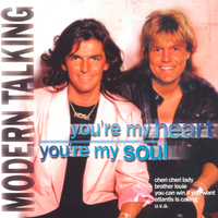 You' Re My Heart, You' Re My S-Modern Talking-CD
