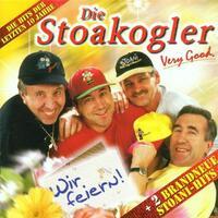 Die Stoakogler - Wir Feiern! Die Letzten 10 Jah-Die Stoakogler-CD