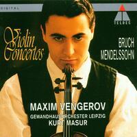 Violin Ctos-Golan, Vengerov-CD