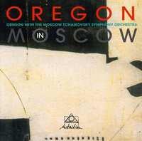 Oregon In Moscow-Oregon-CD
