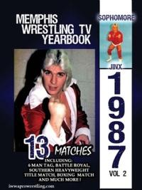 1987: Memphis TV Yearbook - Volume 2-DVD