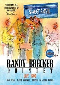 Randy -Quintet- Recker - Live At Sweet.. -DVD+CD--DVD