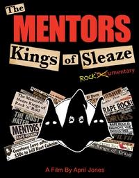 Mentors - Kings Of Sleaze Rockument-DVD