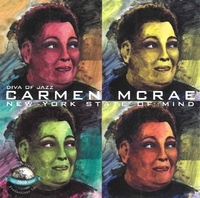 Diva Of Jazz; New York State Of Mind-Carmen McRae-CD