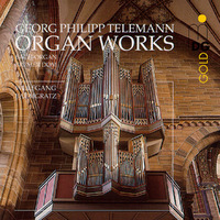 Organ Works: Four Choral Preludes-Wolfgang Baumgratz-CD