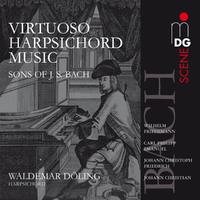 Works For Harpsichord-Waldemar Doling-CD