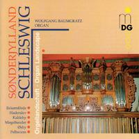 Organ Landscape Schleswig/Sonderjyl-Wolfgang Baumgratz-CD